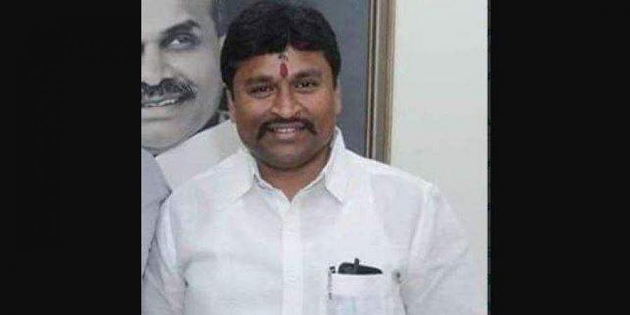 AP Endowments Minister Vellampalli Srinivas (Photo | Twitter)