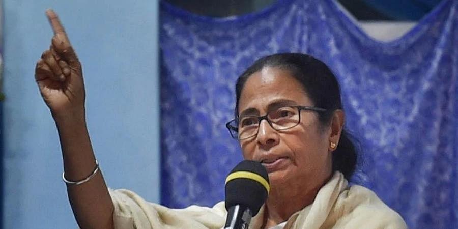 West Bengal CM Mamata Banerjee