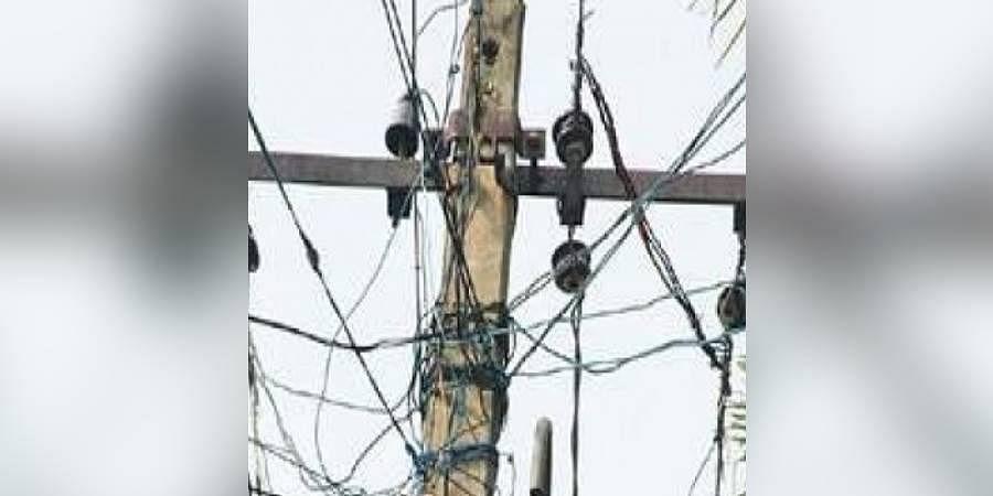 Electrocution, electric shock