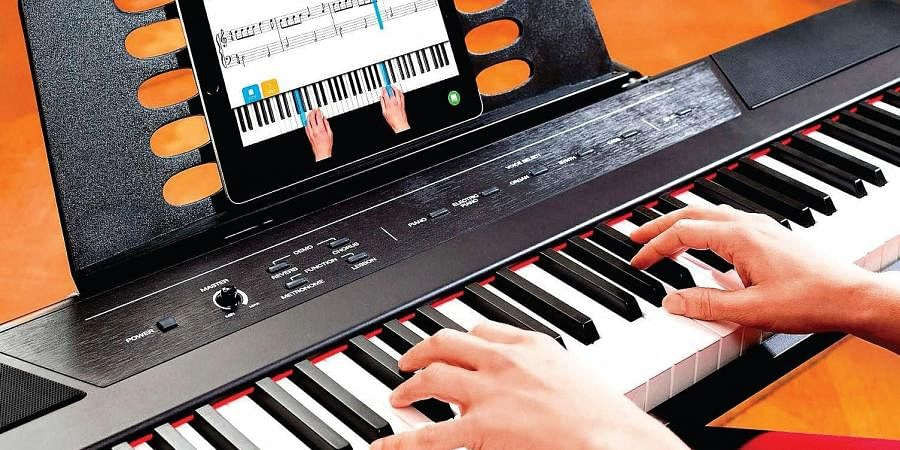 Music, Casio, Piano, Musical learning