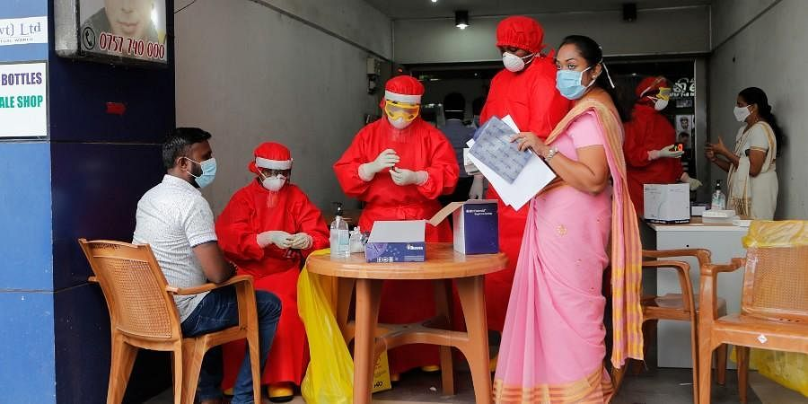 Sri Lanka completely lifts coronavirus curfew as no community ...