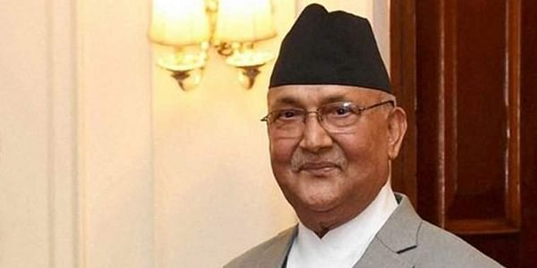 Nepal Prime Minister KP Sharma Oli (Photo | PTI)