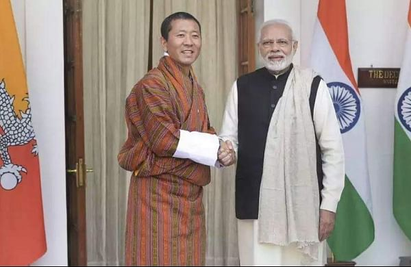 PM Modi conveys to Bhutan King New Delhi's readiness to support COVID-19 fight