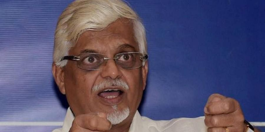 Manmohan Singh's ex-media advisor Sanjaya Baru