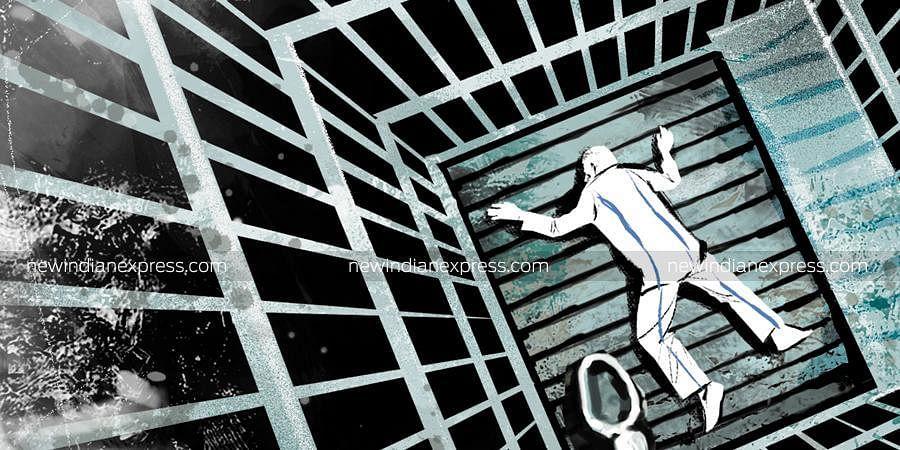 Custodial death, police brutality, Lockup death