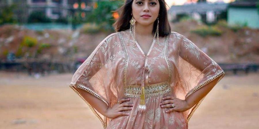Mollywood actress Shamna Kasim