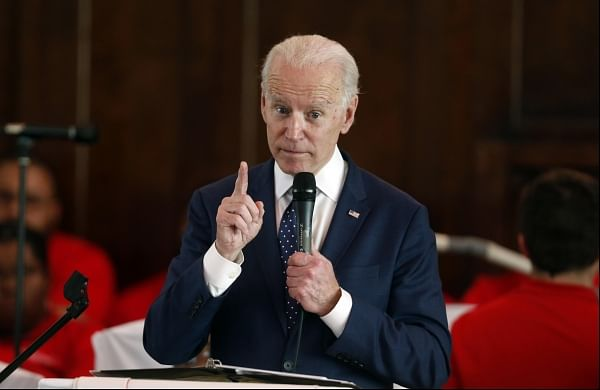 With wins in seven states and DC, Joe Biden closes in on Democratic presidential nomination