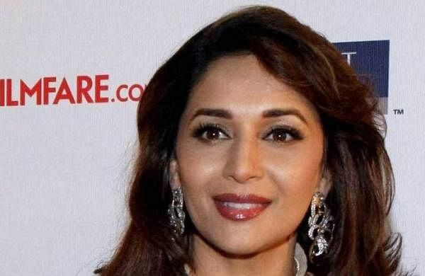 'Choli ke peeche', 'Ek do teen', 'Chane ke khet' put me to test: Madhuri Dixit
