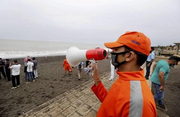 Cyclone Nisarga: Hundreds living near Mumbai beaches being evacuated