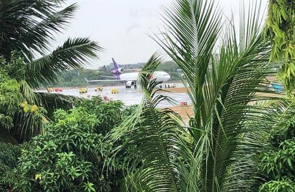 FedEx cargo aircraft overshoots runway while landing at Mumbai airport