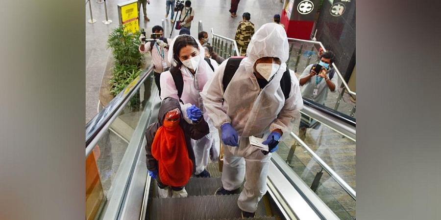 Safety measures include provision of a safety kit at boarding gates, Coronavirus