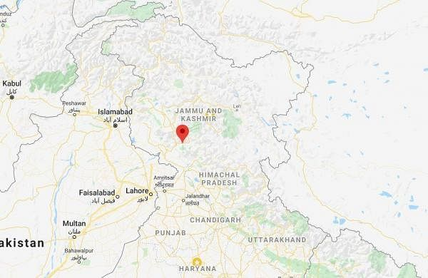 4.0-magnitude earthquake hits Jammu region, epicentre in Doda