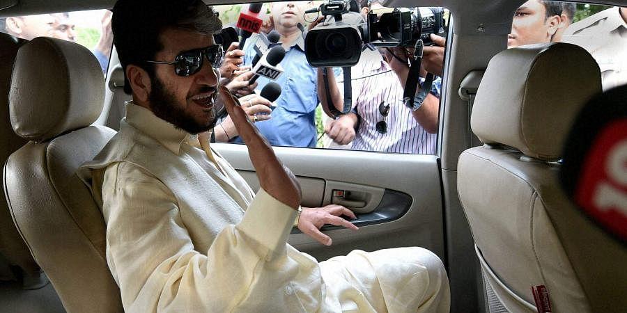 Kashmiri separatist leader Shabir Shah