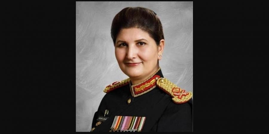 Nigar Johar has also been appointed as the first female Surgeon General of the Pakistan Army