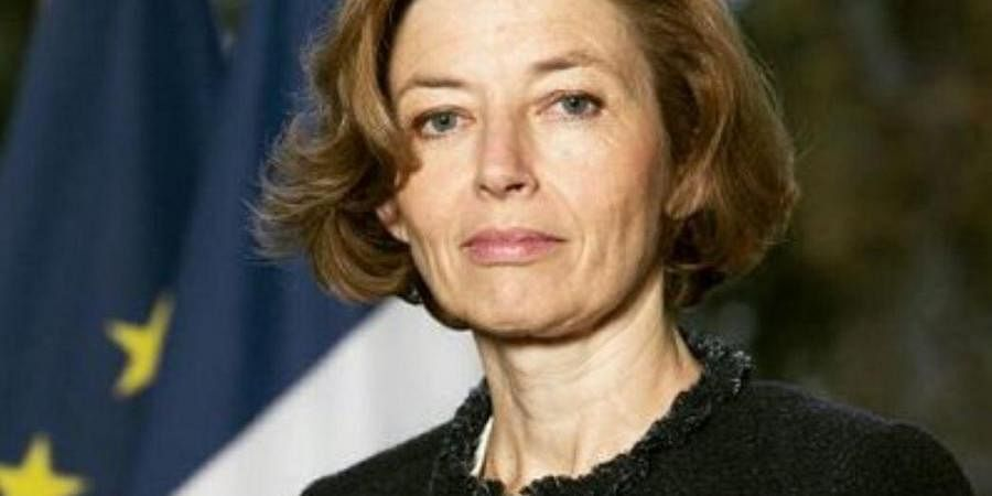 French Defence Minister Florence Parly
