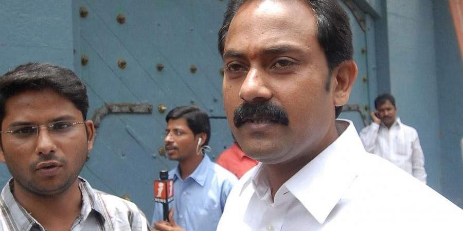 Andhra Pradesh Health minister Alla Nani