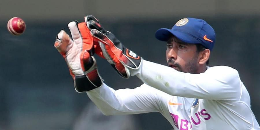 Will know if I have fully recovered when I start practice: Wriddhiman Saha-  The New Indian Express