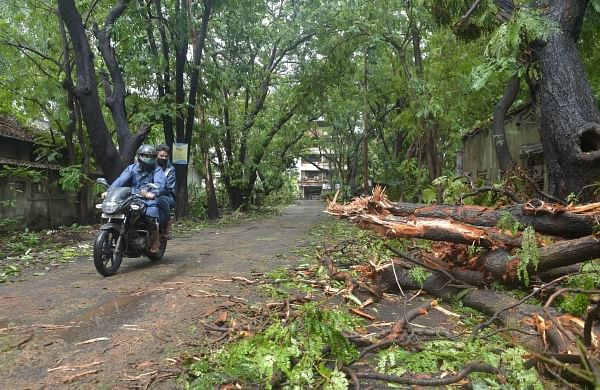 Roofless houses, collapsed walls: Long road to recovery for cyclone-hit people inMaharashtra's Raigad
