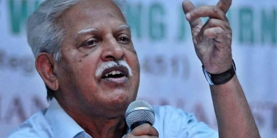 Varavara Rao, bhima koregaon case