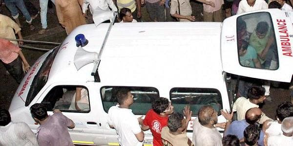 Ambulance (Photo | PTI)