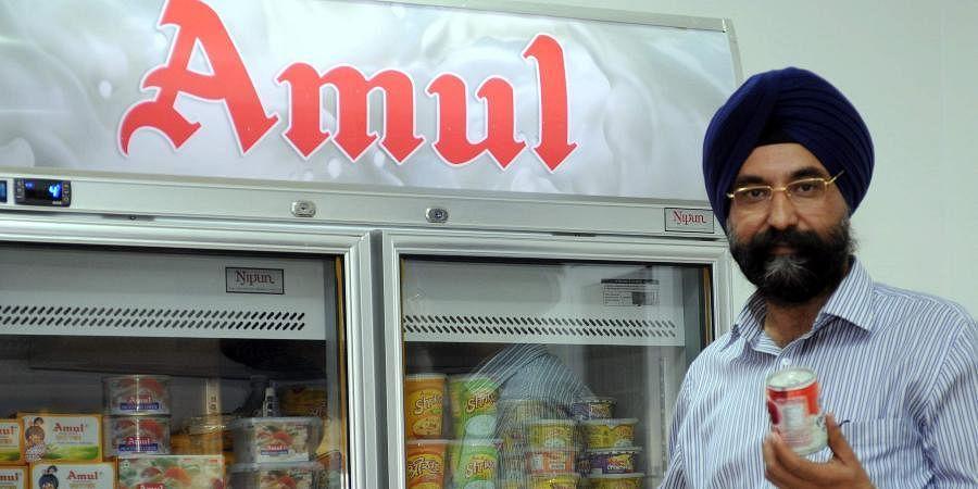 Amul Managing Director RS Sodhi