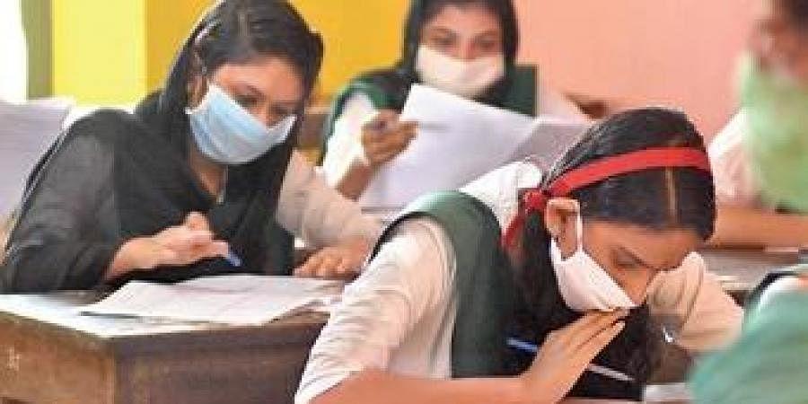 exams, covid exams, school