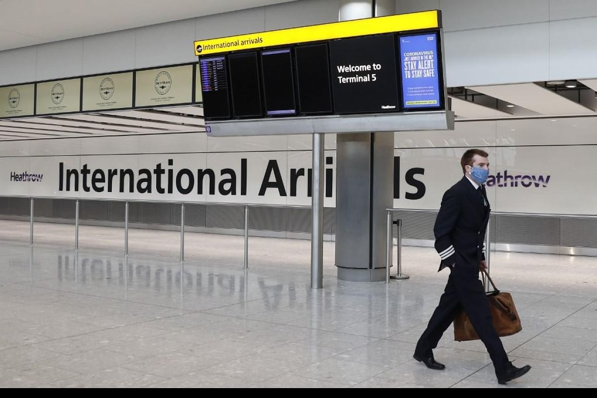 COVID-19 crisis: Britain starts mandatory self-quarantine for arrivals- The  New Indian Express