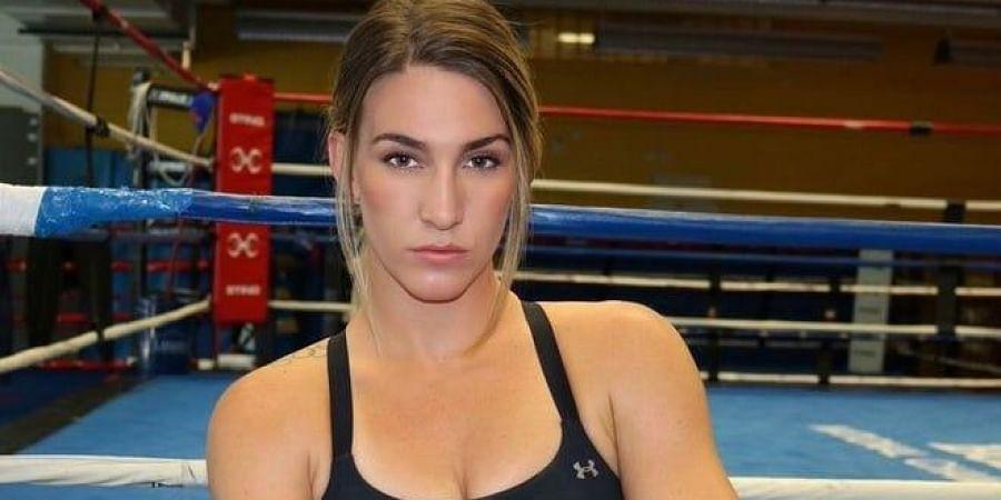 Junior lightweight contender Mikaela Mayer