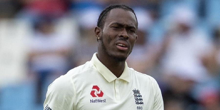 England bowler Jofra Archer