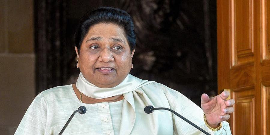 BSPchief Mayawati