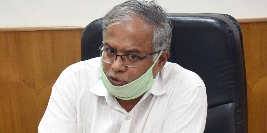 Minister Suresh Kumar