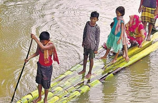 Seven more killed in Assam floods; 15 lakh people hit
