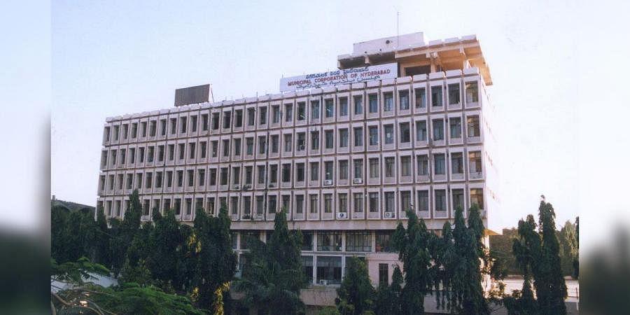 GHMC building
