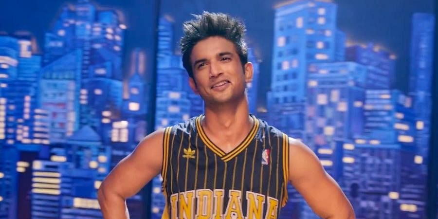 Sushant Singh Rajput in the title track of 'Dil Bechara'