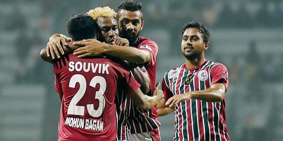 Mohun Bagan set up final with Gokulam Kerala. (File | PTI)