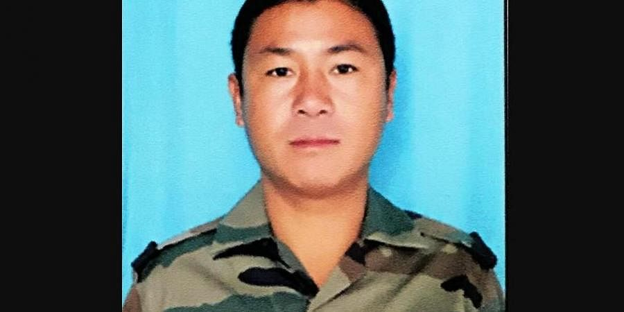 Havildar Sambur Gurung, sustained critical injuries in ceasefire violation by Pakistan Army along the line of control in Nowshera Sector of Rajouri district in Jammu & Kashmir and succumbed to injuries.