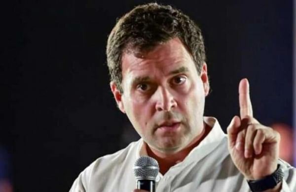Why is Modi scared of disclosing names of those who donated to PM Cares, asksRahul Gandhi