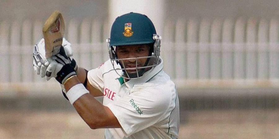 Former South Africa batsman Ashwell Prince