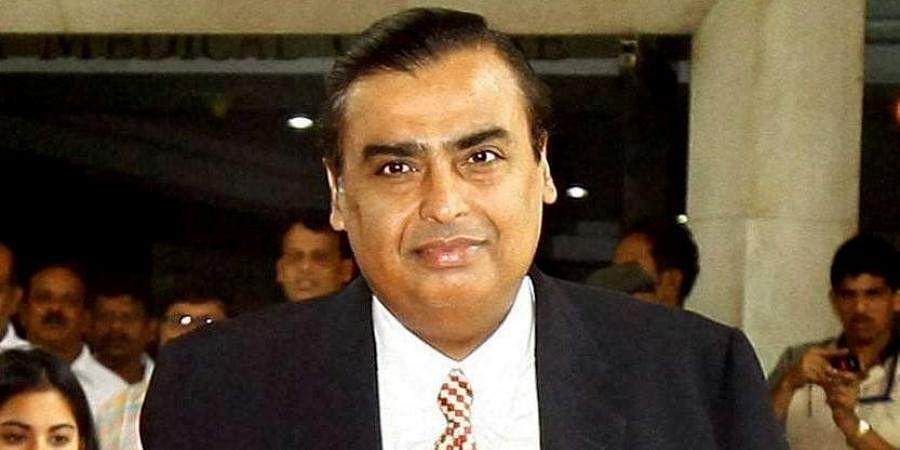 Reliance Industries Chairman and Managing Director Mukesh Ambani