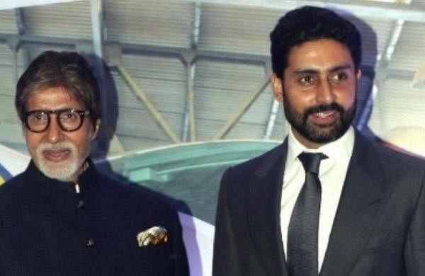 Bollywood actorAmitabh Bachchan, son Abhishek testpositive for COVID-19
