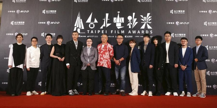 Taiwan celebrities sport no masks on red carpet as country logs few COVID-19  cases- The New Indian Express