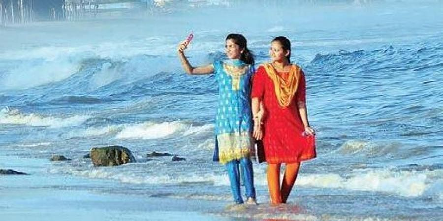 Visakhapatnam Beaches To Get A Makeover The New Indian Express