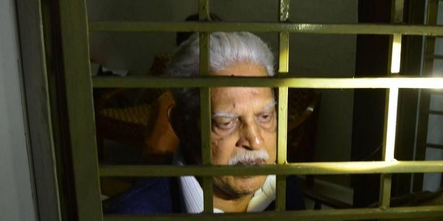 State trying to kill Varavara Rao in jail, he needs immediate ...