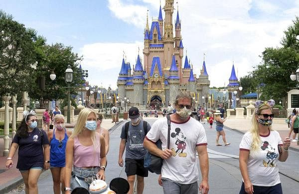 COVID-19 effect: Walt Disney World to shorten theme park hours