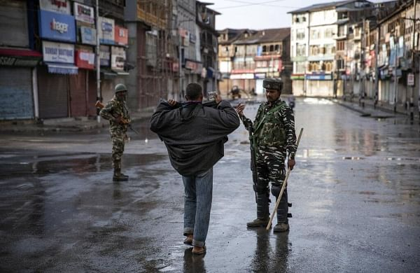 Militant killed in encounter with security forces in J&K's Anantnag
