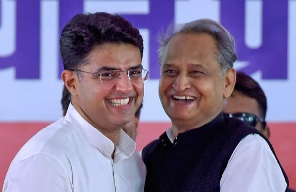 Majority is proven in Rajasthan Assembly not at CM Gehlot's house: Sources close to Sachin Pilot