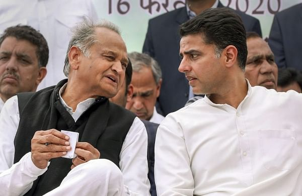 SOG notice to Sachin Pilot aggravated his tussle with Ashok Gehlot: Congress sources