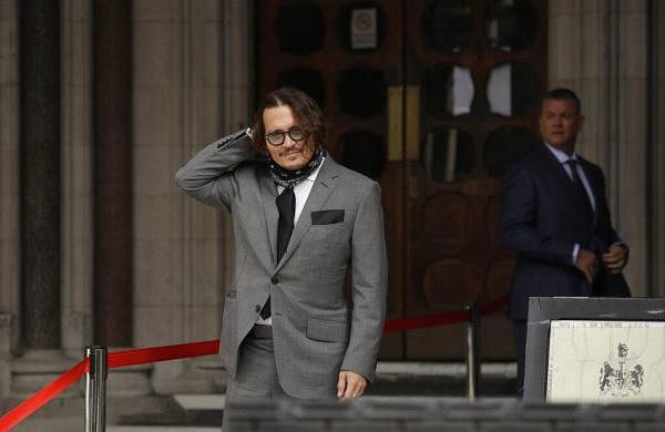 Johnny Depp in witness box for fifth day at lawsuit over abuse claims