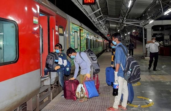 CCTV monitoring, water coolers on trains soon as railways gear up to resume normal operations
