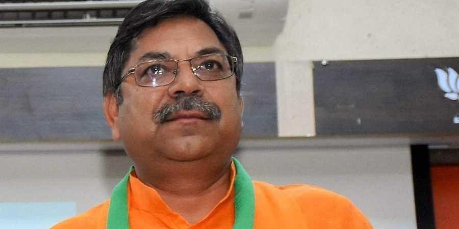 Rajasthan  BJP chief Satish Poonia